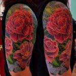 Flower Sleeve By Alex Lugo