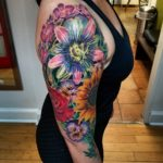 Flower Sleeve By Alex Lugo