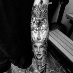 Wolf Woman by Alex Lugo
