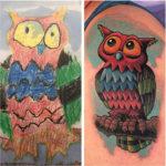 Scott Olive Owl