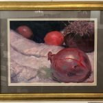 Onion Study, by Travis Franklin